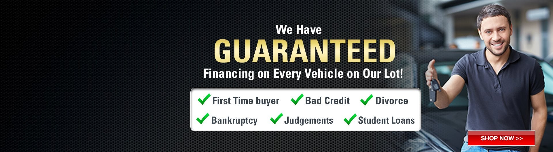 Guaranteed Financing Car Dealerships Near Me >> Queensbury Ny Used Cars Bad Credit Car Loans Near